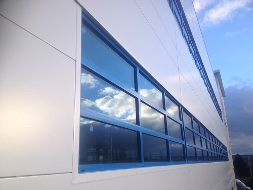 Roofing And Cladding Bonnar Engineering Ltd