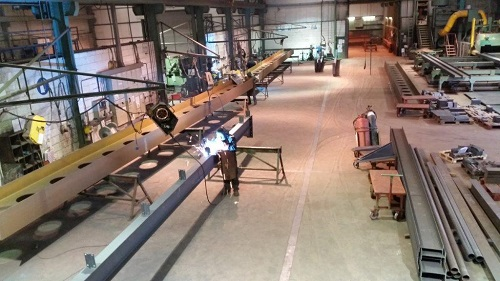 Structural Steel Fabrication And Supply